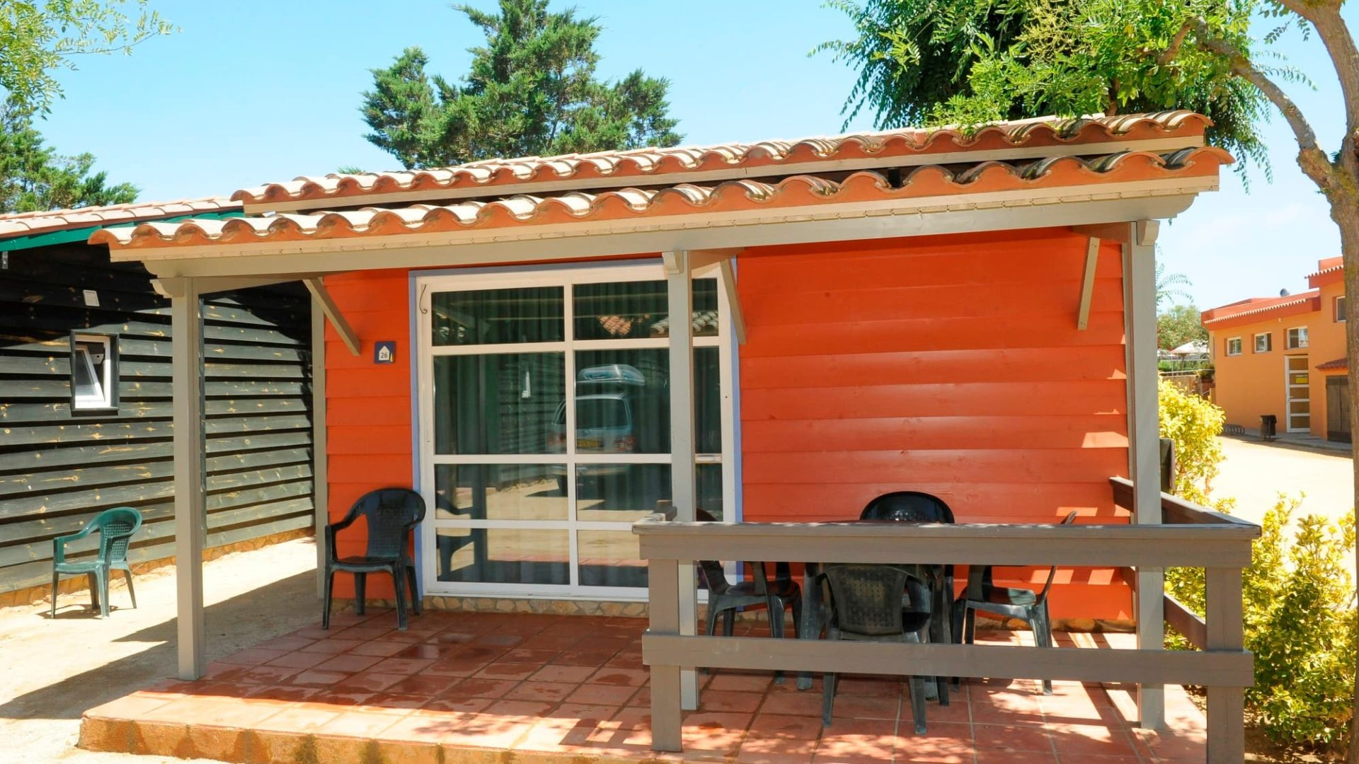 camping spanien bungalow