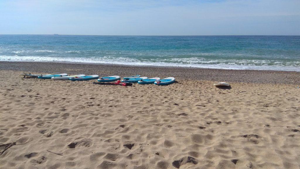 camping playa club naútico
