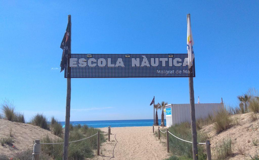 càmping platja club nàutic