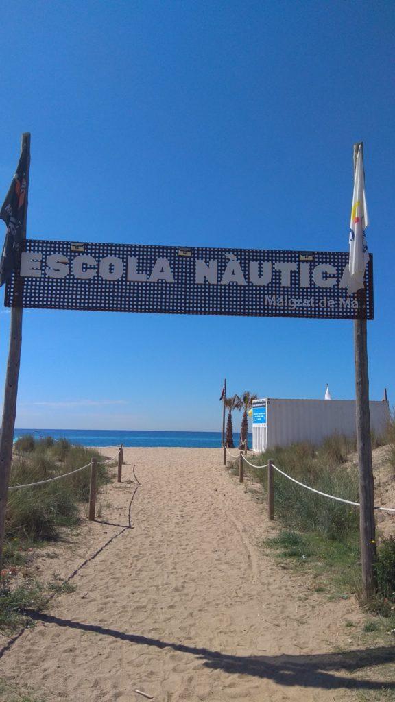 camping beach club nautisch